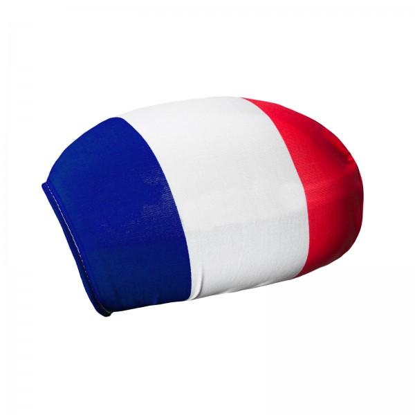 BRUBAKER Außenspiegelflagge Frankreich Spiegelflagge im 2er Set