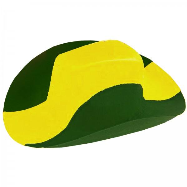 BRUBAKER Cowboy Hut Grün Gelb