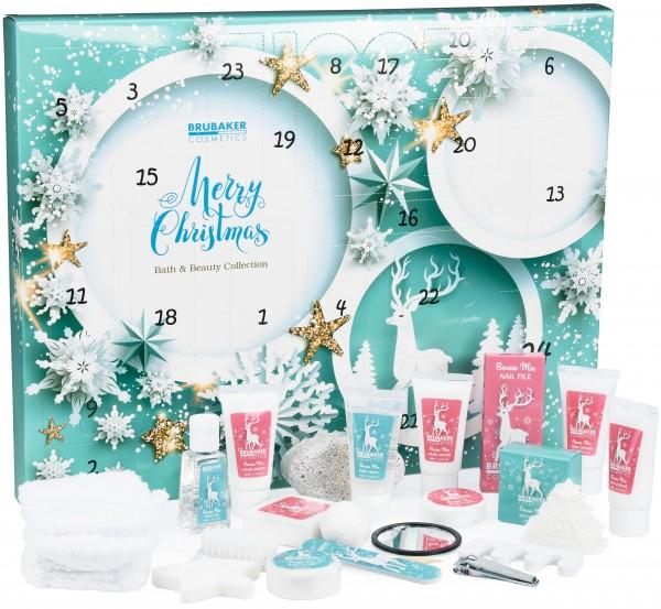 Beauty Adventskalender 2020 – Körperpflege Produkte & Spa Accessoires - Wellness Weihnachtskalender