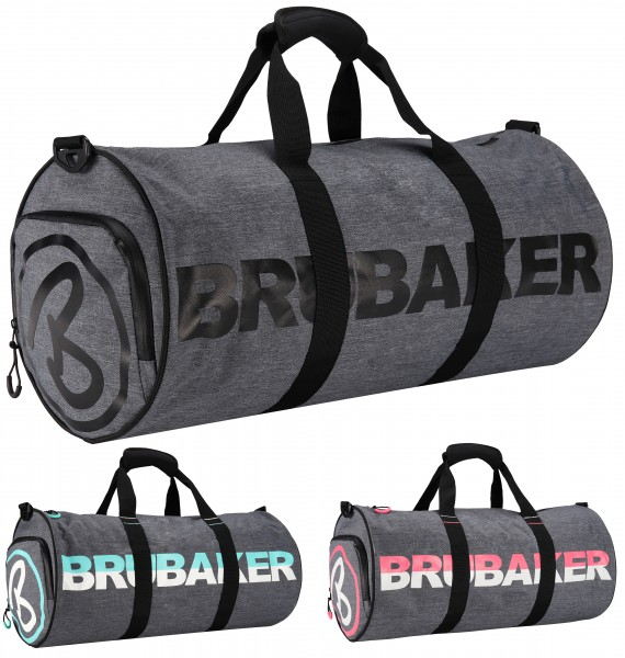 Unisex Fitnesstasche Sporttasche - 27 L - Wasserabweisend - Schuhfach - Nassfach
