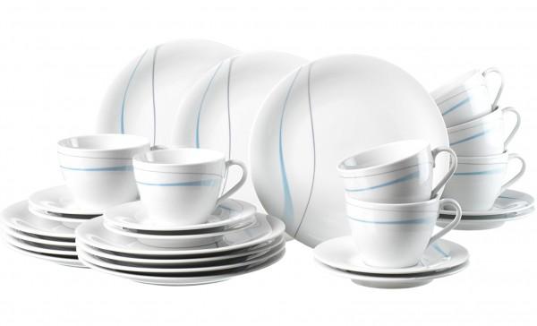 Ritzenhoff & Breker by BRUBAKER 95272 Harmony Kaffeeservice 36-teilig