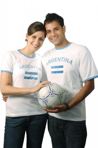 BRUBAKER Argentinien Fan T-Shirt