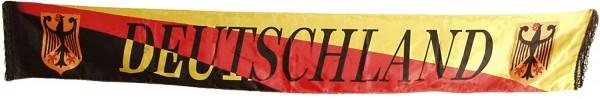 BRUBAKER Fanschal Schal Tuch Deutschland in Satinoptik