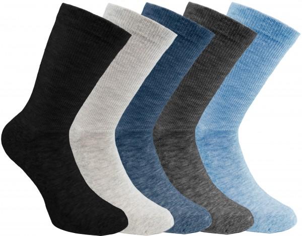 6 Paar Herren Socken - Lenzing Modal