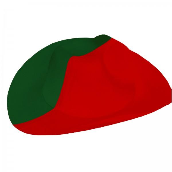 BRUBAKER Cowboy Hut Grün Rot