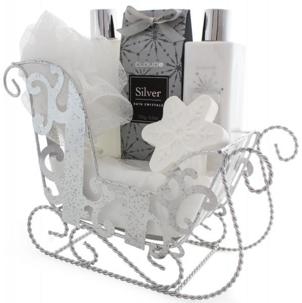 BRUBAKER 'Vanilla Christmas' Bade-Geschenkset mit ...