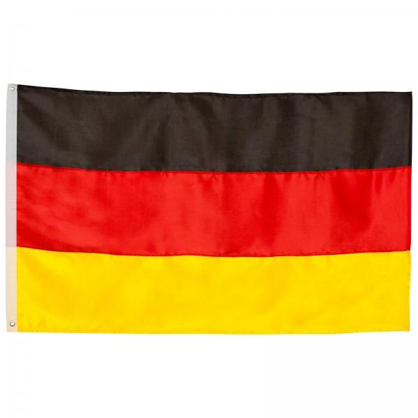 BRUBAKER Große Hissflagge Deutschland 150 x 90cm