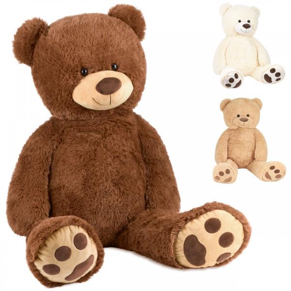 Teddybär 100 cm groß Stofftier Plüschtier Kuscheltier