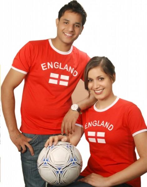 BRUBAKER England Fan T-Shirt