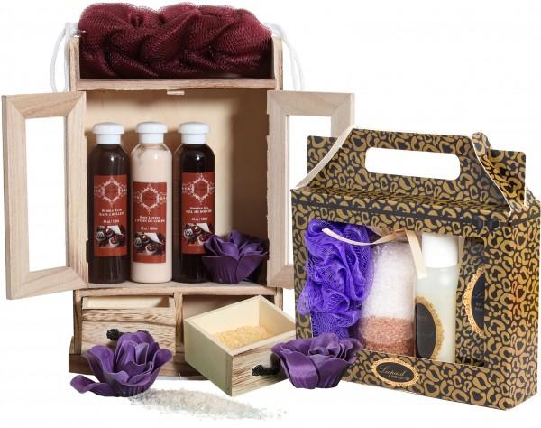 """15-teiliges BRUBAKER Beauty Geschenkset """"Schokolade & Vanilla"""""""