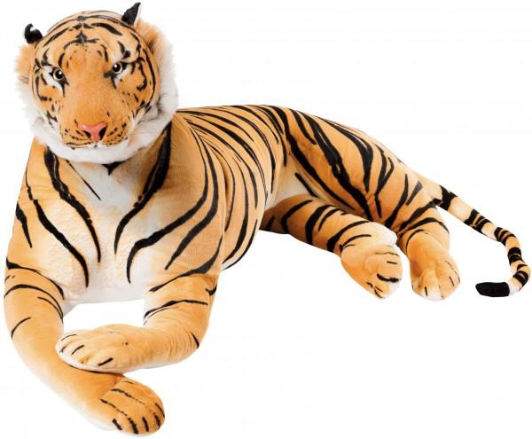 Riesiger Tiger - König des Dschungels - 150 cm - Braun