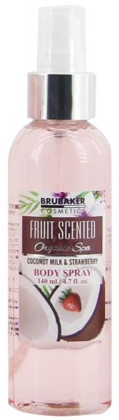 Body Spray Kokosnuss & Erdbeer Duft - 140 ml