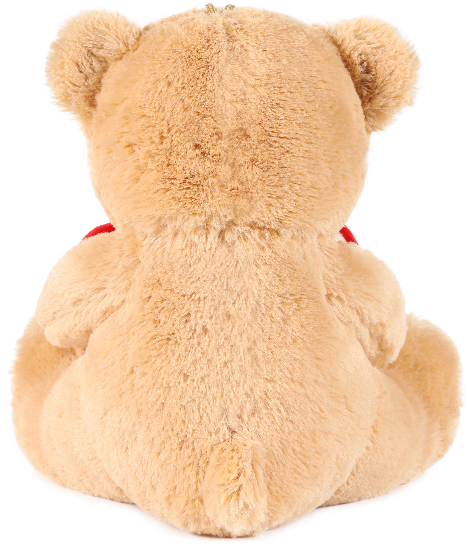 teddy plüschbär mit herz  ich liebe dich  teddybär
