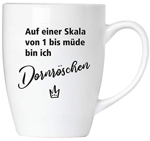 BRUBAKER - Dornröschen - Tasse aus Keramik
