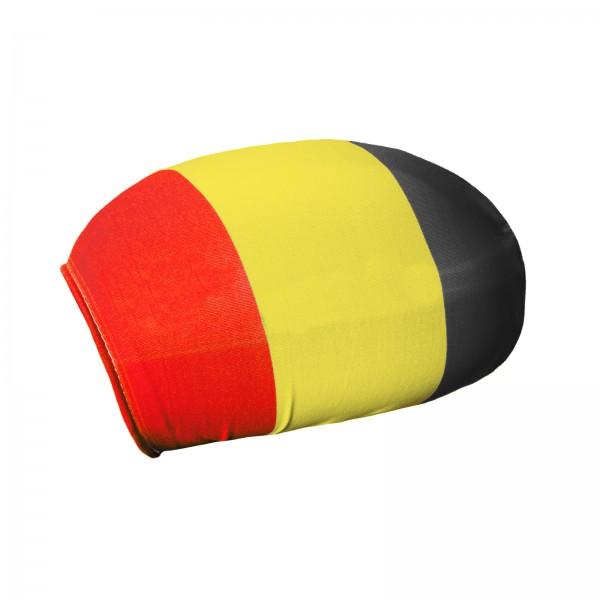 BRUBAKER Außenspiegelflagge Belgien Spiegelflagge im 2er Set